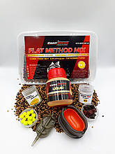 Методный пеллетс, флэт  метод микс Кукуруза-Тигровый орех (Corn-Tiger Nut) Carp Drive  7 в 1