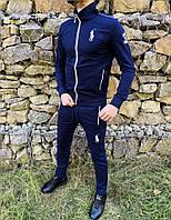 Спортивный костюм Polo 3 темно-синий