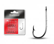 Гачки фідерні, гачки для фідера, гачки Hooks Delphin BAITHOLDER ring / 10+1шт. BN/6