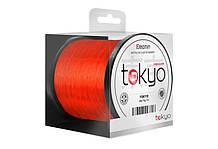 Волосінь коропова, коропова волосінь, волосінь на карпа, волосінь Delphin TOKYO 1200m / флюро помаранчева 0,309 мм 16lbs