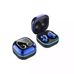 Беспроводные сенсорные наушники с шумоподовляющим эффектом