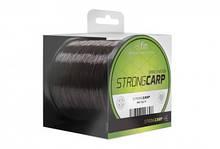 Волосінь коропова, коропова волосінь, волосінь FIN Strong CARP 0,25 мм / 600m коричнева