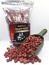 Pellets, пеллетс карповый, пеллетс Krill (Криль) Carp Drive 12 мм 900гр