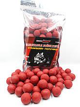 Бойли розчинні Полуниця (Strawberry) 24 мм 900 г