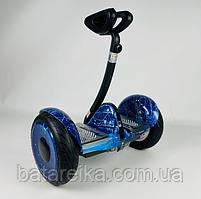 Гіроскутер Segway Ninebot Mini Синій космос Гіроборд Сігвей Найнбот з додатком 1400W/36V/4400mAh + Apps
