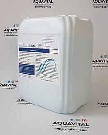 Безхлорне биоцидное комплексне засіб Aqualine X для обробки води і поверхонь, 5 л