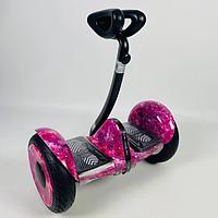 Гіроскутер Segway Ninebot Mini Фіолетовий космос Гіроборд Сігвей Найнбот з додатком 1400W/54V/4400mAh +Apps