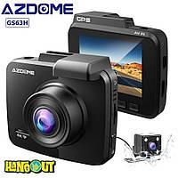 Видеорегистратор Azdome GS63H с двумя камерами