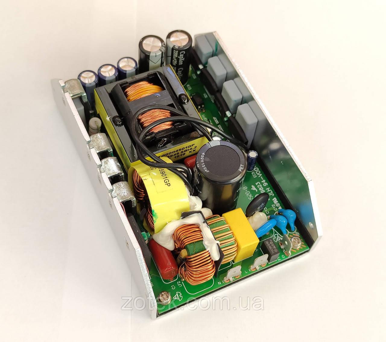 48В 1,8 А + 12В 14А HQ255-2W02 Блок живлення AC-DC 48V 1,8 A + 12V 14А