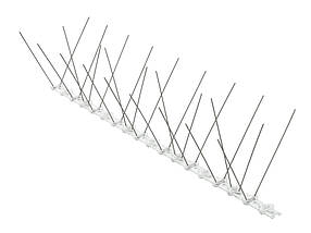 Шипи від птахів антиприсадные Ekochron, 0,5 м