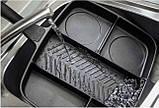 Сковорода гриль Magic Pan 5 в 1 з антипригарним покриттям для приготування без олії зі знімною ручкою на, фото 3
