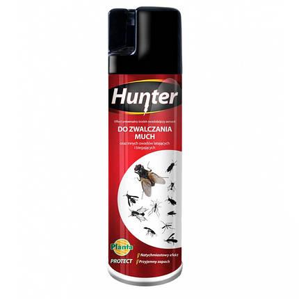 Аэрозоль Hunter от мух и других насекомых, фото 2
