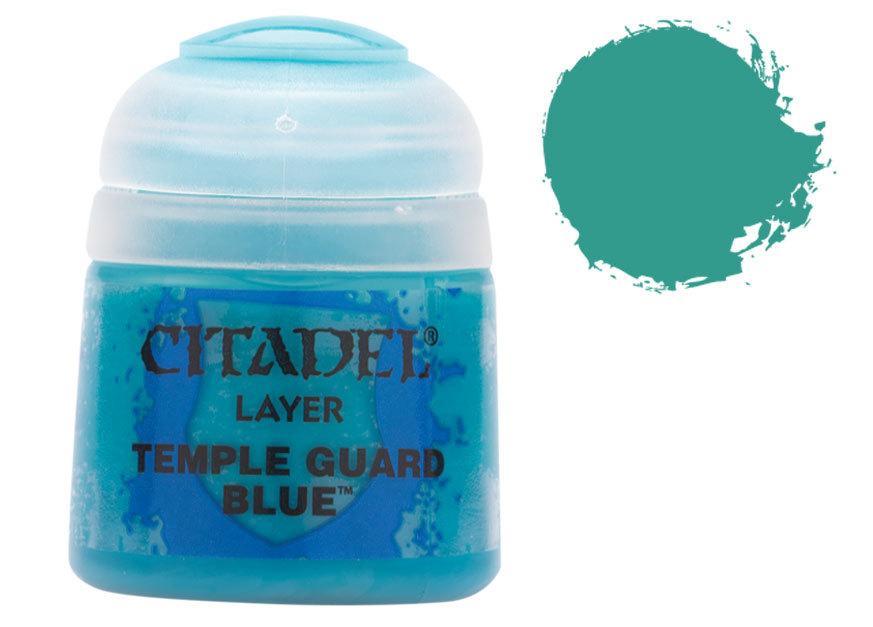 Citadel Temple Guard Blue