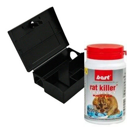 Набор для безопасной борьбы с мышами, фото 2