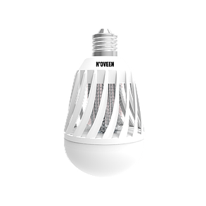 Антимоскитная светодиодная лампочка Noveen IKN803 LED, фото 2