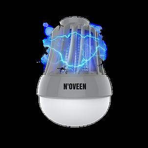 Портативная светодиодная лампа от насекомых Noveen IKN823 LED IPХ4, фото 2