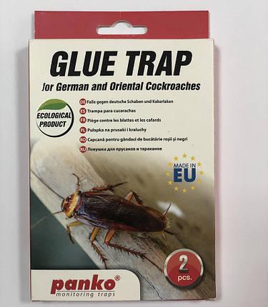Ловушки тараканов с аттрактантом Panko, 2 шт в уп., фото 2