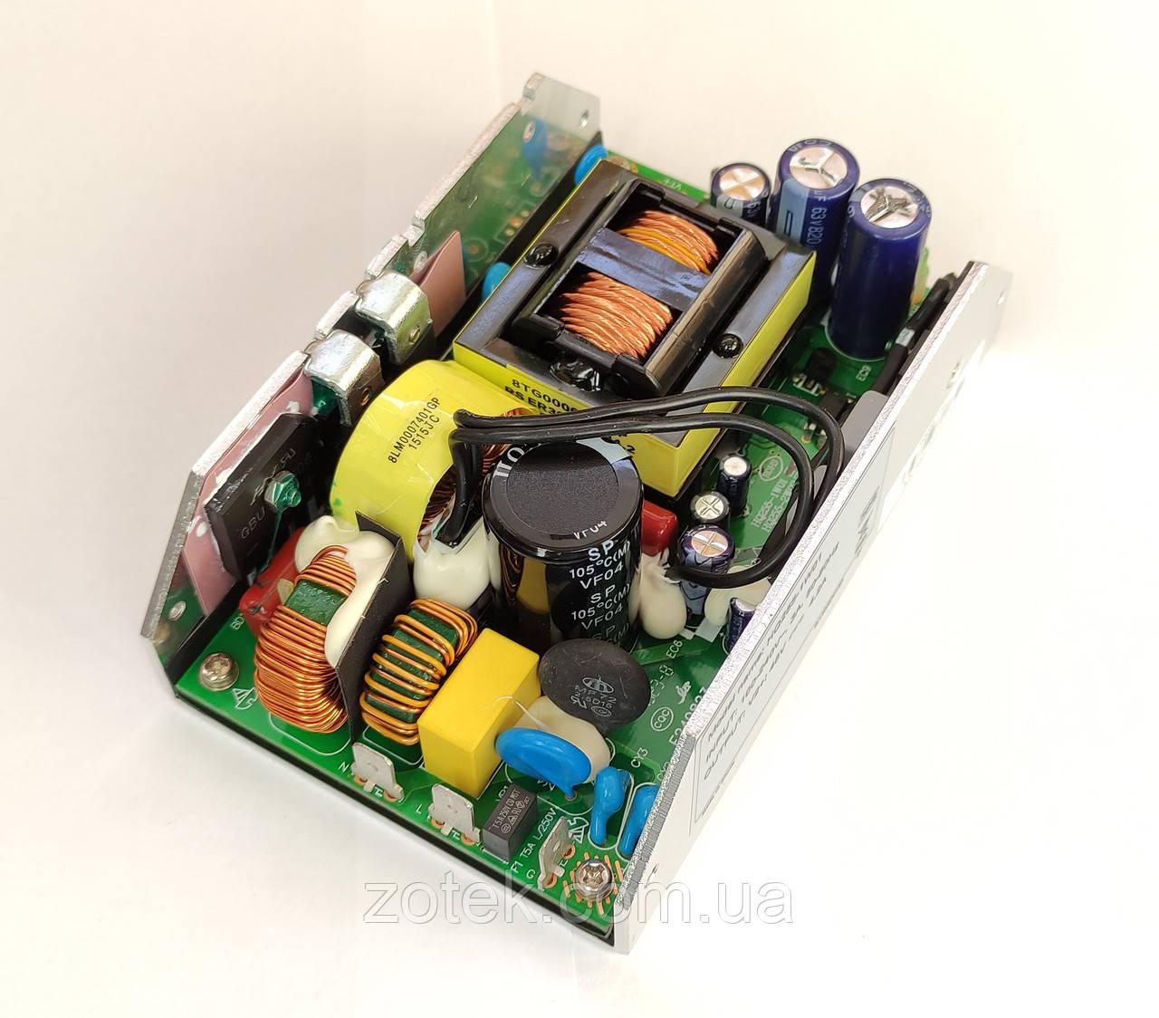 48 4.2 А HQ255-1W01 Блок живлення 220V AC-DC 48V 4.2 A