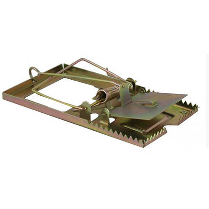 Ловушка крыс металлическая CHOMIK SET3484, фото 2