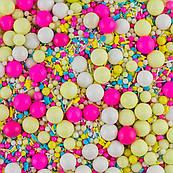 Микс Bubble Gum SD Pearls декор кондитерский (50 гр.)