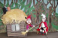 Выездные кукольные спектакли на детский праздник