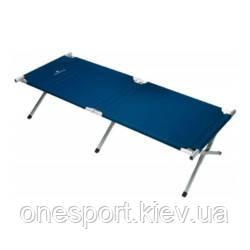 Кровать кемпинговая Ferrino Camping Cot Blue + сертификат на 200 грн в подарок (код 218-482494)