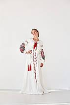 """Сукня жіноча MEREZHKA """"Петриківська"""", фото 2"""