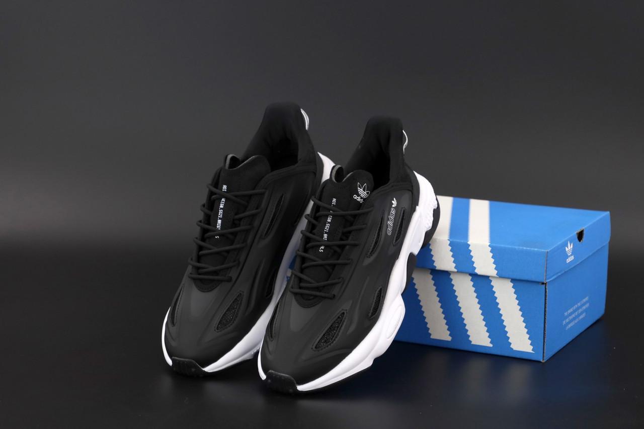 Мужские черные Кроссовки Adidas Ozweego Celox