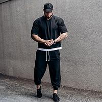 Спортивный костюм ASOS мужской комплект летний футболка+штаны 2021 оверсайз