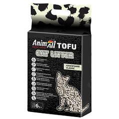 Наповнювач туалетів для кішок AnimAll Tofu Classic без запаху 2.6 кг (6 л)