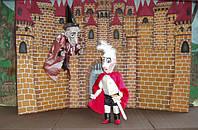 Выездные спектакли театра кукол