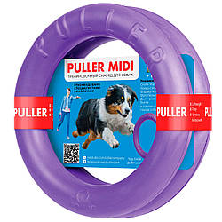 Тренувальний снаряд для собак PULLER midi 19,5 мм 12.5