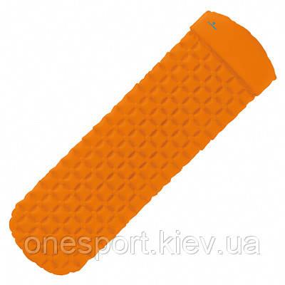 Килимок туристичний Ferrino Air-Lite Plus Pillow Orange + сертифікат на 150 грн в подарунок (код 218-654349)