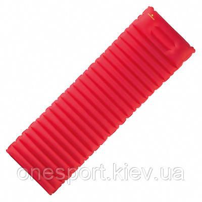 Коврик туристический Ferrino Swift Lite Plus Pillow w/pump Red + сертификат на 200 грн в подарок (код