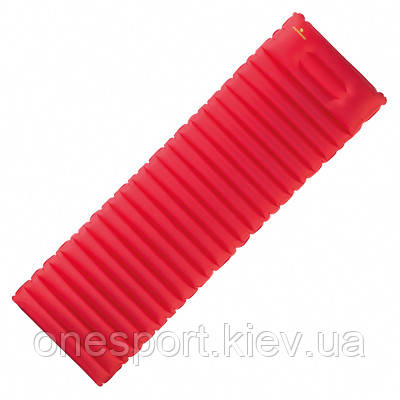Коврик туристический Ferrino Swift Lite Plus Pillow w/pump Red + сертификат на 200 грн в подарок (код, фото 2