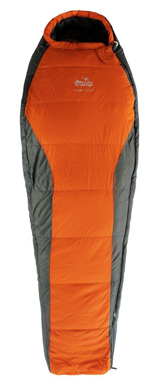 Спальный мешок Tramp Fjord Regular кокон левый TRS-049R