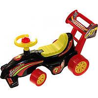 Машина-каталка Толокар ТехноК Формула 3084