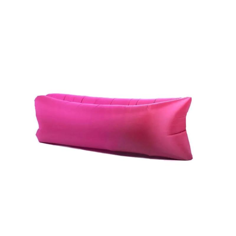 Ламзак надувний YW1856 1660*70 см (Рожевий)