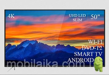 """ТЕЛЕВИЗОР THOMSON 50""""  Smart-TV ULTRA HD T2 USB Гарантия 1 ГОД!"""