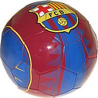 Мяч футбольный EV3162 размер 5 5 видов (евроклубы) ПВХ