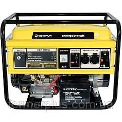 Генератор газ-бензин Кентавр КБГ605Ег (6.0 кВт, електростартер) Безкоштовна доставка