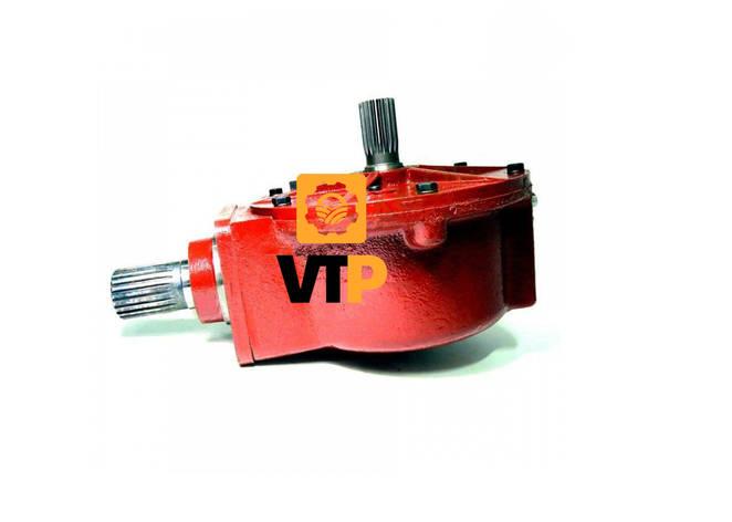 Редуктор Claas 643656.1 B приводу ножа (МКШ) з магнітною пробкою, фото 2