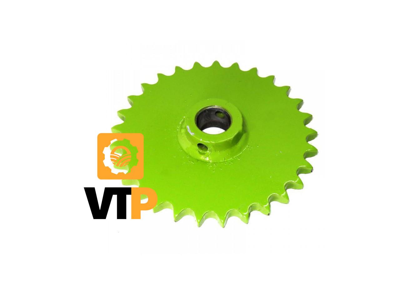 Зірочка Claas 735948.0 В Z=29 приводу зернового елеватора