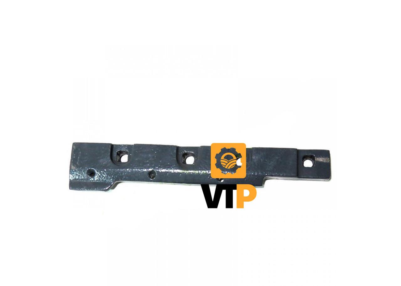 Пластина Claas 611220.0В верхня головки ножа