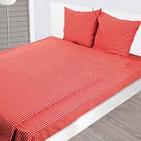 Постельное белье бязь Ярослав оранжевое двухспальное