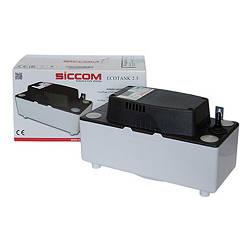 Дренажний насос для кондиціонера Siccom ECO Tank 1,2/2,5 - 300/400 л/годину