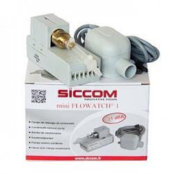 Дренажний насос для кондиціонера Siccom Mini Flowatch 1 10 л/год