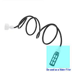 Фильтр погружной 100 мкн под 1/4 дюйма трубку 6,25 мм, быстрый монтаж