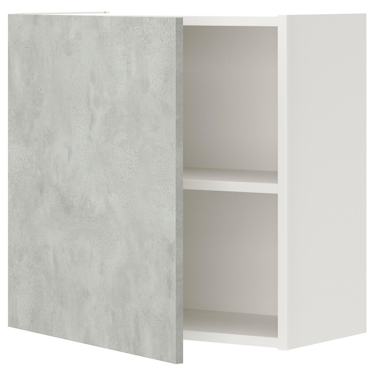 ENHET ЕНХЕТ Настенный шкаф с мебель1Полки / дверцами 60x32x60 см