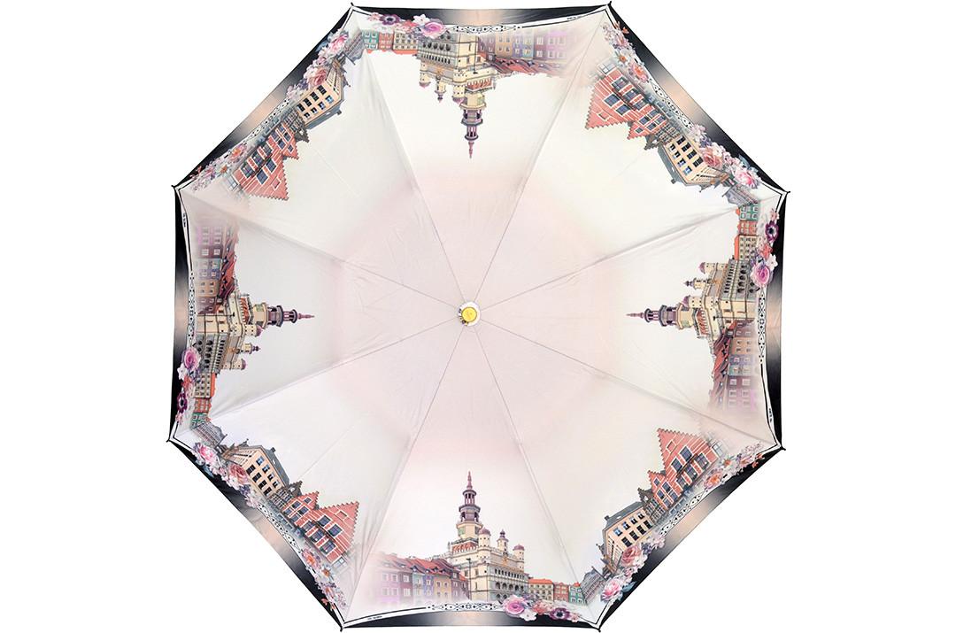 Жіноча парасолька Три Слони ( повний автомат ) арт. L3801-02